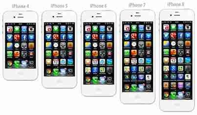 2015年はiPhone6SかiPhone7発売かデザイン・機能・発売日予想