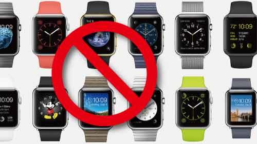 Apple Watchの問題点