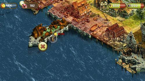 ドックは港湾事務局にしか建設できません