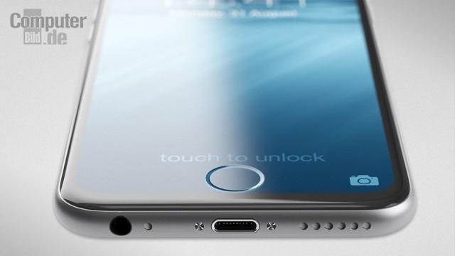 iPhone7はディスプレイ内ホームボタンとデュアルカメラレンズが特徴