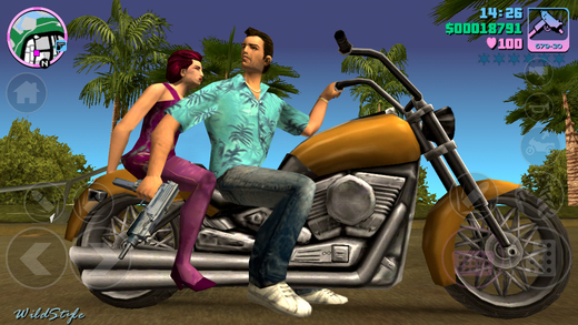 Grand Theft Auto: Vice City2