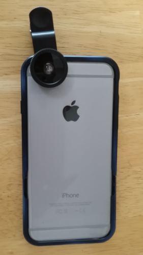 iPhoneに装着