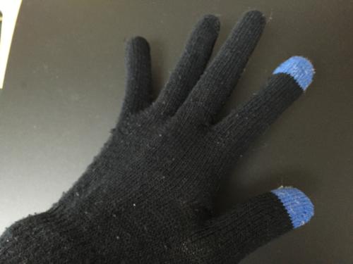 スマホ手袋