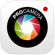 ProCamera + HDR, Photo Editing, Custom Filters, Effects and Vide