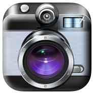 魚眼カメラ (Fisheye Pro) - Fisheye Camera with Old Film, Cool Lens and Color Ringflash