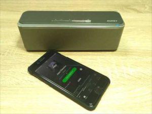 低価格・コンパクトボディで高音質を実現!『AUKEY Bluetoothスピーカー SK-S1』【レビュー】