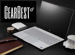 【Gearbestクーポン速報】100台限定で『Xiaomi Air 12 Laptop』が 53,745円で買える!ほか超割引クーポン多数