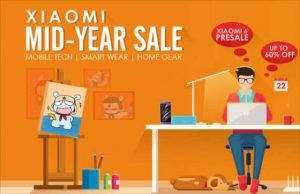【Gearbest】「Xiaomi ミッドイヤーセール」で最新Mi6や型落ち端末が大幅値引き中