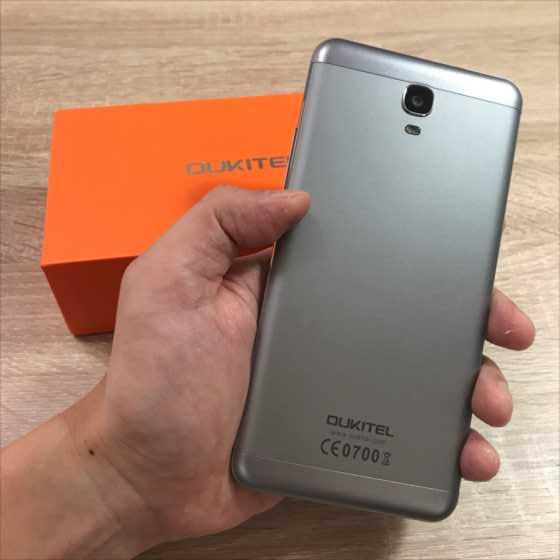 6,080mAhバッテリー内蔵!モバイルバッテリー変わりにも使える中華スマホ『OUKITEL K6000 Plus』【実機レビュー】