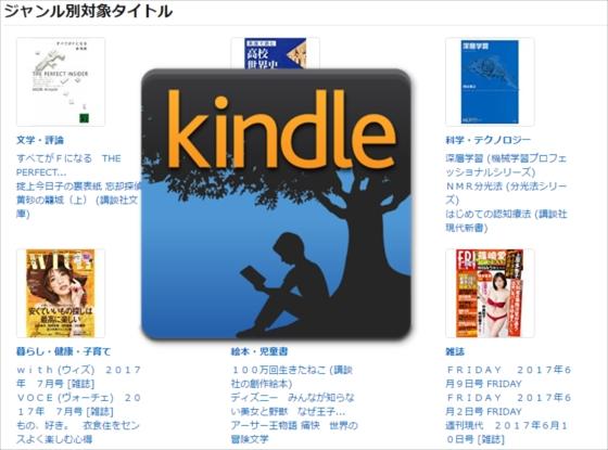 【Amazon Kindle本ストア】講談社の書籍・雑誌 1万点が最大50%ポイント還元セール~6/8