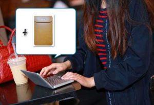 最小ラップトップPC『GPD Pocket』に専用PUレザーケースが付いて国内最安値セール開催【Gearbest】