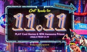 【GearBest】11.11独身を記念した大いなる「消費の日」!最大級のセール開催!