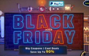 【Geekbuying】本日17時より『ブラックフライデー』本セールがスタート!先着順の割引の割引クーポンコード発行中