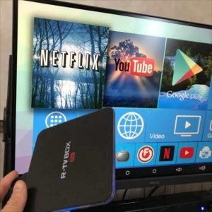 【レビュー】テレビでAndroidアプリ&全ての動画サービスを視聴できる4K対応テレビBOX『R-BOX Pro』