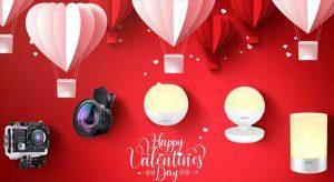 【Amazon】Aukeyガジェットが最大55%OFFのバレンタインセール開催