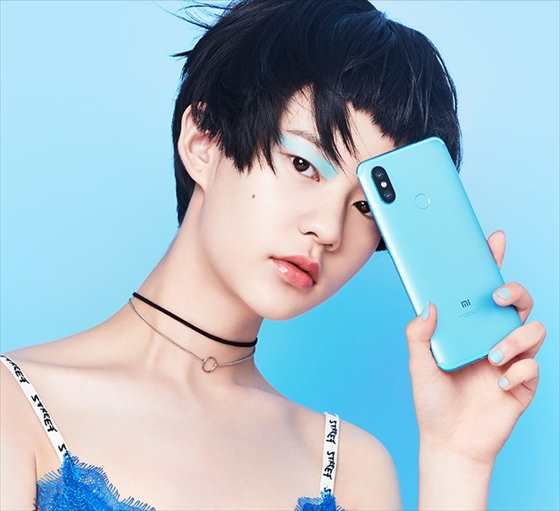 200万画素セルフィーカメラ搭載Xiaomi Mi 6X (小米6X)の性能・カメラ・スペックレビュー