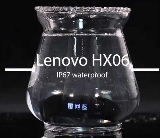 Lenovoの防水・防塵アクティビティトラッカー『HX06』発売!毎日5台が$6セール【スペックレビュー】