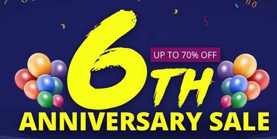【Geekbuying】6周年記念セール開催!「Xiaomi Mi Mix 2S」など人気端末が安い!
