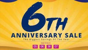 【Geekbuying】6周年記念セール!Surface風4Gタブ「VOYO i8 Max 」が¥23,890ほか