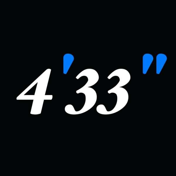 【レビュー】「無音」の音楽!4分33秒間の生活音共有SNSアプリ『4′ 33″ – John Cage』の使い方