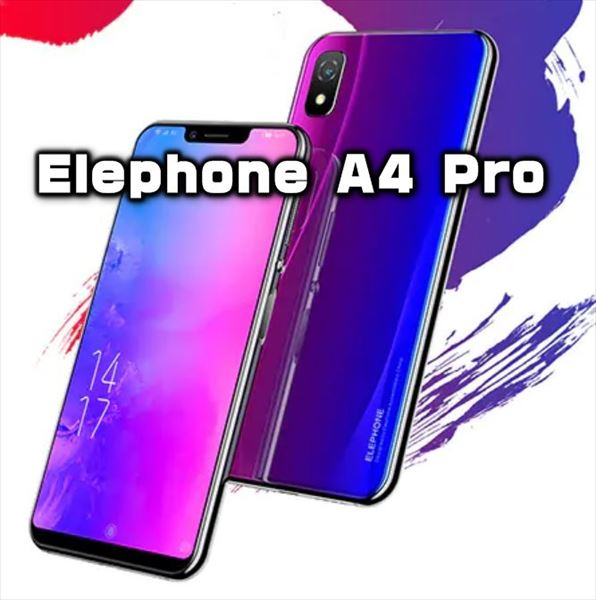 【29%OFFプレセール】側面認証のガラスボディ端末「Elephone A4 Pro 」発売!性能・カメラ・スペックレビュー