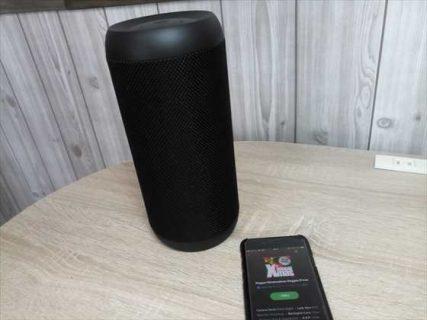 IPX6防水の20W大出力Bluetoothスピーカー『ZENBRE Z8 Plus 』【実機レビュー】