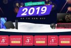 【Geekbuying新春セール】パンチ穴ディスプレイ端末「HUAWEI Honor V20」が$599.99ほか