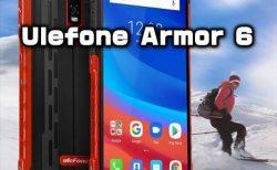 国内3キャリア対応!UVセンサー搭載のアウトドア端末「Ulefone Armor 6 」発売!性能・カメラ・スペックレビュー