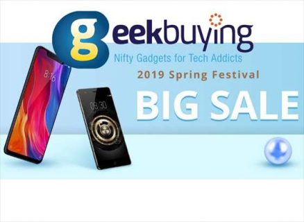 【Geekbuyingセール】春節記念!スマートホン専用「スプリング・フェスティバル」開催