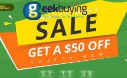 【Geekbuying】3月メガセール開催!オプション満載のXiaomi 高圧洗浄機「JIMMY JW31」が$319→ $159ほか