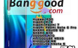 【BangGoodクーポン】Kirin980搭載ハイエンド機「Huawei P30」が$ 689!ほか【4月20日版】