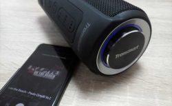 IPX6防水の40W出力の大出力Bluetoothスピーカー『Tronsmart Element T6 Plus』【実機レビュー】