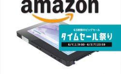 【Amazonタイムセール祭り】バルク品SSD「MARSHAL 256GB 2.5インチ MAL2256SA-LS3DL」が¥4,280ほか
