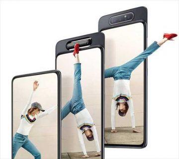 【Etoren】回転ポップアップカメラ端末「Samsung Galaxy A80(A805FZ) 」入荷!性能・カメラ・スペックレビュー
