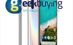 【Geekbuying】話題のミドルレンジ端末「Xiaomi Mi A3」が割引クーポンで$236.99ほか
