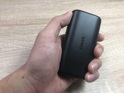 小型の10,000mAhモバイルバッテリー「Anker PowerCore 10000 Redux」【PowerCore2と比較レビュー】