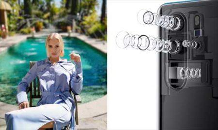 【Etoren週末セール】ライカ製10倍ズームカメラ搭載スマホ「Huawei P30 Pro」が¥95,700