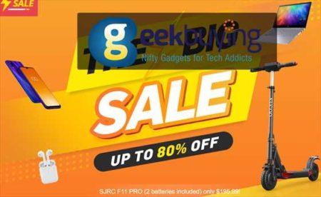 【Geekbuying】最大80%OFFビックセール「One Mix 3S / 3Sプラチナエディション」が $919~ほか!