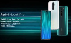 Helio G90T搭載のAndroidスマホ「Xiaomi Redmi Note 8 Pro」発売!スペックレビュー