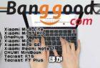【BangGood】Celeron N4100モデルの「CHUWI MiniBook」が$399.99ほか
