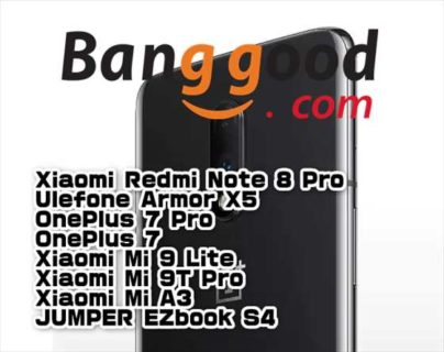 【BangGoodクーポン】「OnePlus 7」が大幅値下げ!$397.99ほか