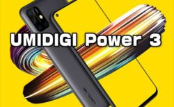 低価格4眼カメラ端末「UMIDIGI Power 3」発売!スペックレビュー