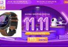【Banggood独身の日セール最終日】人気No1スマートウォッチ「Amazfit GTR 47MM」が$139.99など最安値更新