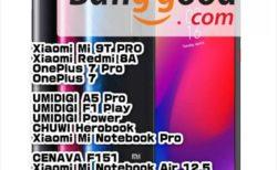 【BangGoodクーポン】人気のハイエンドスマホ「Xiaomi Mi 9T PRO」が$ 327.99ほか【11月19日版】