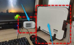 PCデスクの手元・足元冷え対策!ミニパネルヒーター[山善]とミニセラミックファンヒーター[ニトリ]比較レビュー