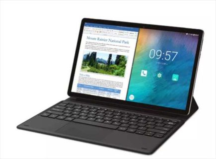 キーボード付き11.6型Androidタブレット「Teclast M16」スペックレビュー