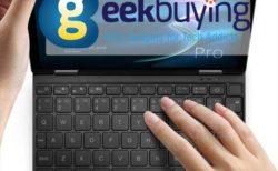 【GeekBuyingクーポン情報】最強UMPCの新廉価モデル「OneMix 3S+」が$779.99など