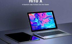 2-in-1タイプのWindowsタブレットPC「CHUWI Hi10 X」発売!スペックレビュー