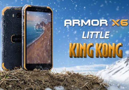 激安タフネス端末「Ulefone Armor X6 」発売!性能・カメラ・スペックレビュー