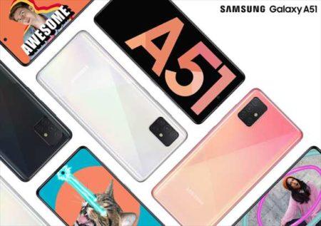 【Etoren】L字4眼カメラ搭載ミドルレンジ端末「 Samsung Galaxy A51 」入荷!性能・カメラ・スペックレビュー